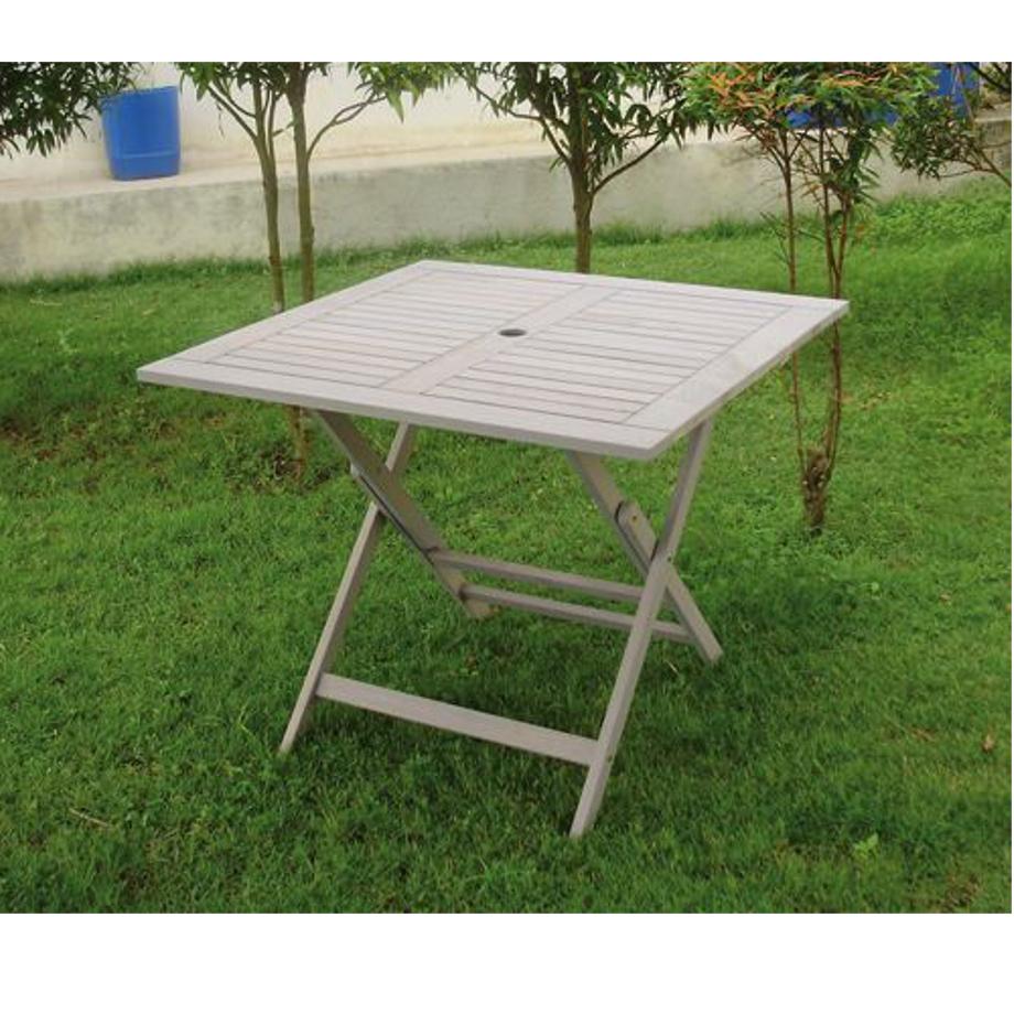 Tavolo quadrato LIDO di Papillon: Giardinaggio, Arredo giardino alla ...
