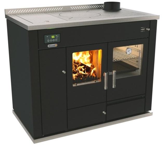 Termocucina con caldaia rizzoli stp di rizzoli cucine - Termocucina a legna usata ...