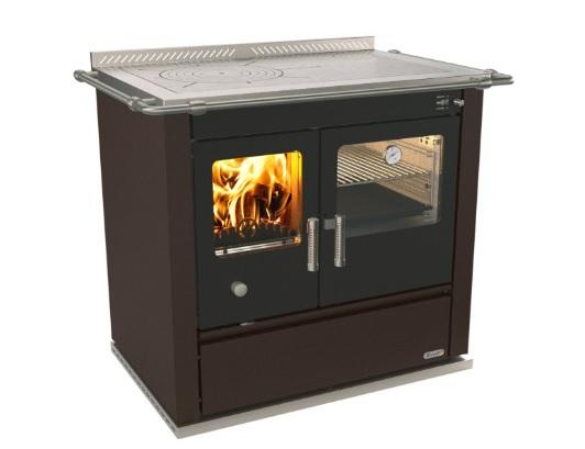 Cucina a legna con forno rizzoli s90 di rizzoli cucine - Cucina a legna rizzoli ...