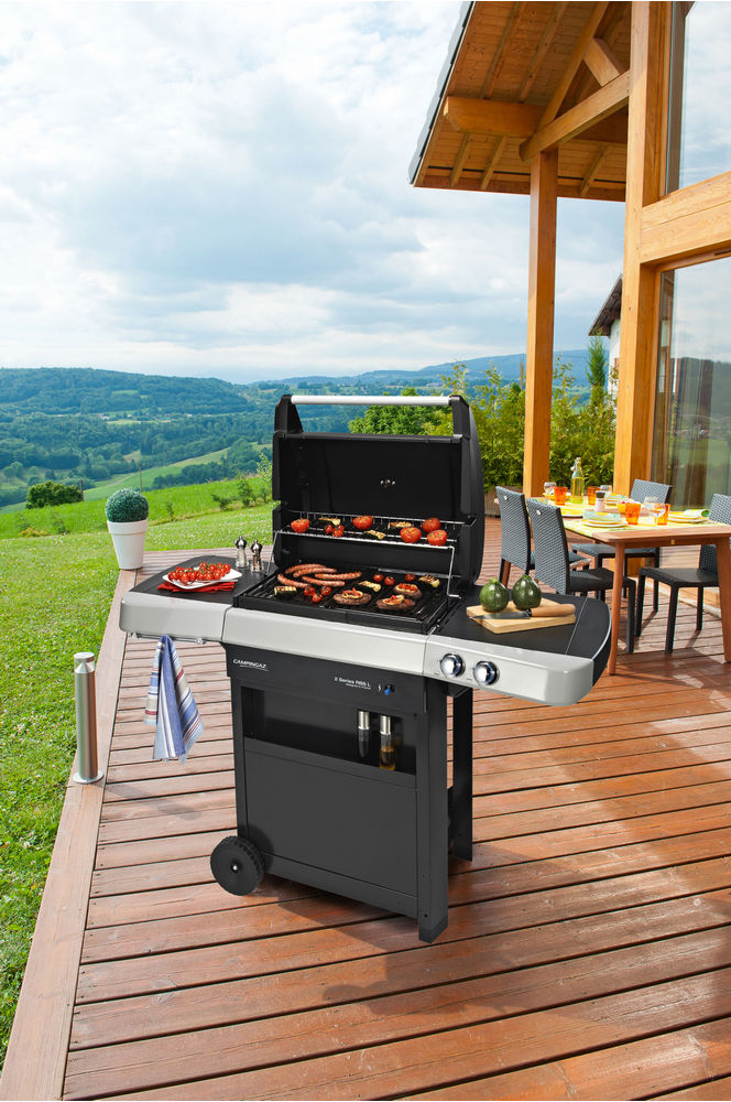 Barbecue 2 series rbs l di campingaz prodotti casa - Barbecue in casa ...